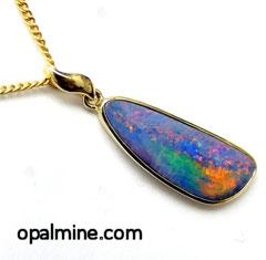 Opal Pendant 4141