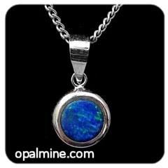 Opal Pendant 4144