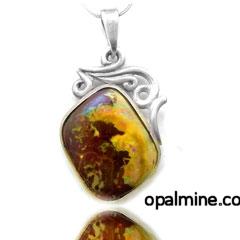 Opal Pendant 4147