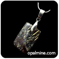 Opal Pendant 4153