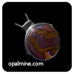 Opal Pendant 4265
