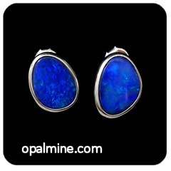 Opal Earrings 6017