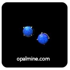 Opal Earrings 6047
