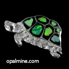 Opal Brooch 6731
