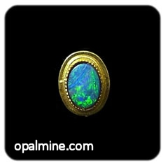 Opal Gents Doublet