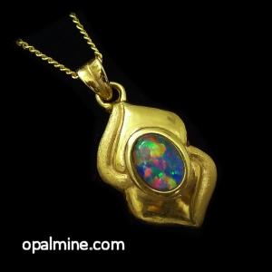 Opal Pendant 4004
