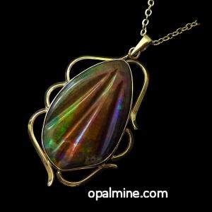 Opal Pendant 4071