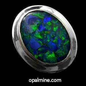 Opal Gents Mosiac
