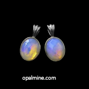 Opal Earrings 6021