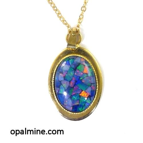 Opal Pendant 4333