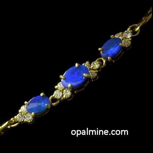 opal bracelet 6410