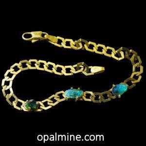 opal bracelet 6421