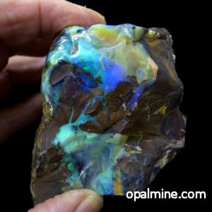 opal specimen 8507