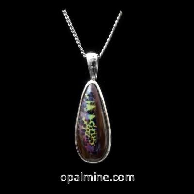 Opal Pendant 4015-original price $200