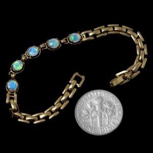 opal bracelet 6428