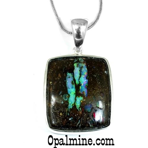 Opal Pendant 4090