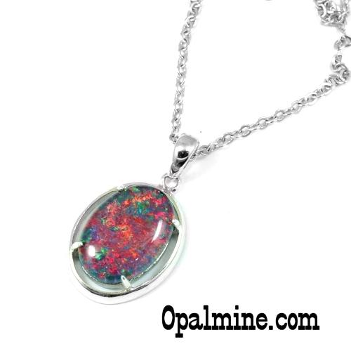 Opal Pendant 4214