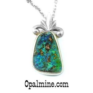 Opal Pendant 4138