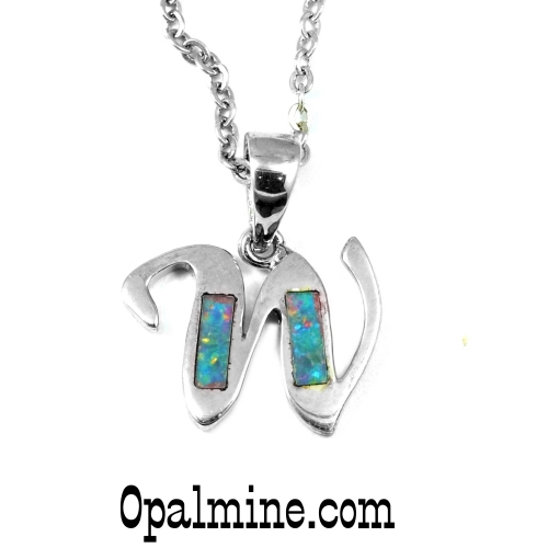 Opal Pendant 4139-original price $150