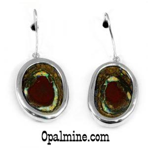 Opal Earrings 6712