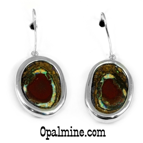 Opal Earrings 6712