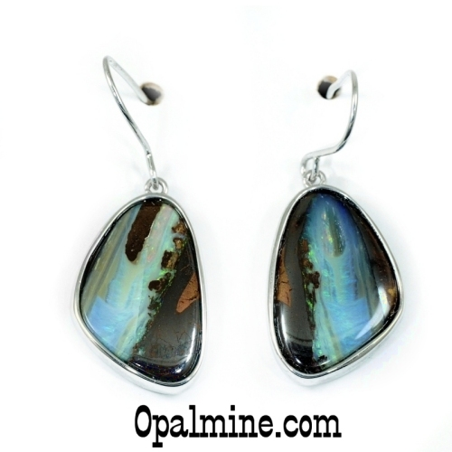 Opal Earrings 6098