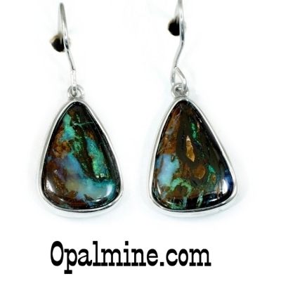 Opal Earrings 6740