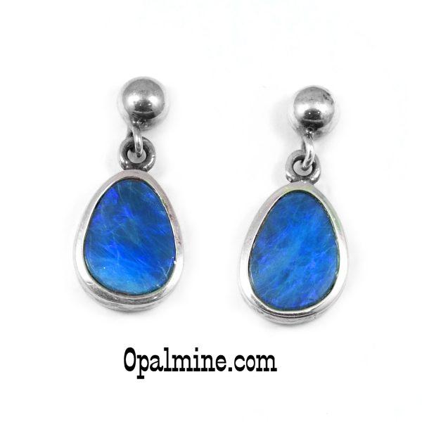 Opal Earrings 6016