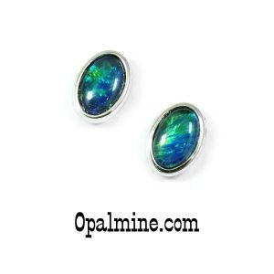 Opal Earrings 6039-original price $175