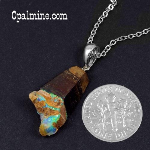 Opal Pendant 4121