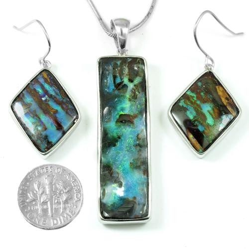 Opal set 9001-SOLD