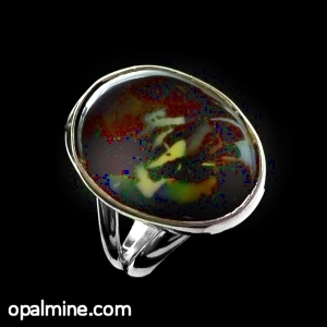 Opal Ring 5501-original price $200