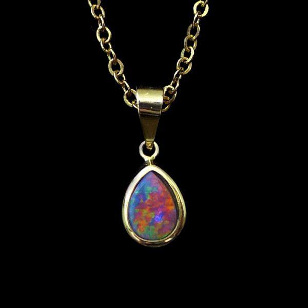 Opal Pendant 4023