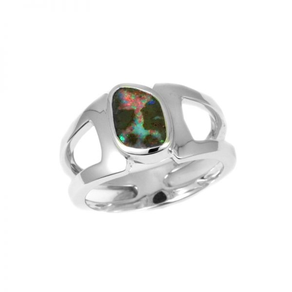 Opal Ring 5472-SOLD