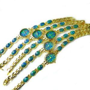 Opal Bracelets Mosaic