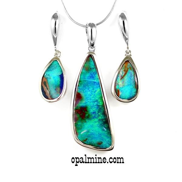 Opal sets 9004-SOLD