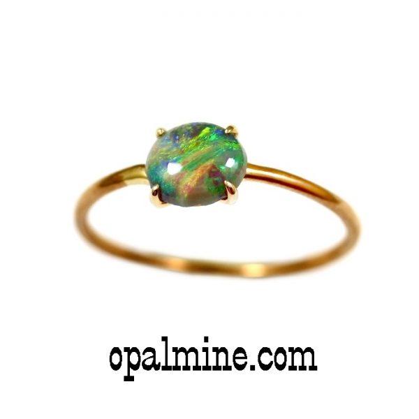 opal ring 5613