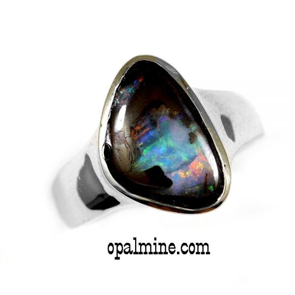 opal ring 5451- SOLD