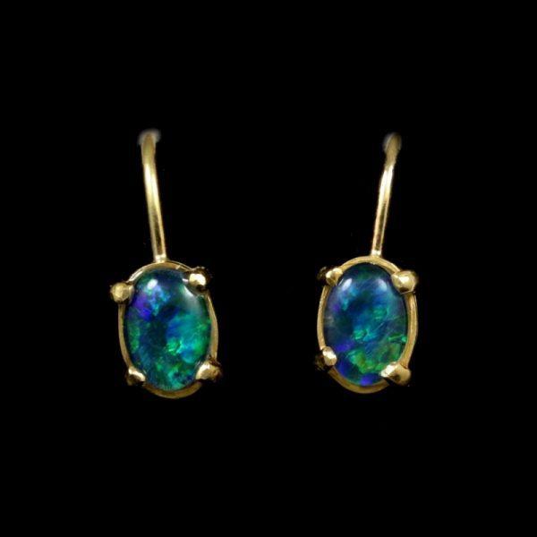 Opal Earrings 6045
