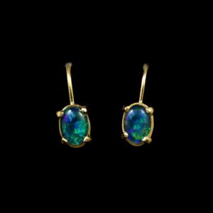 Opal Earrings 6045
