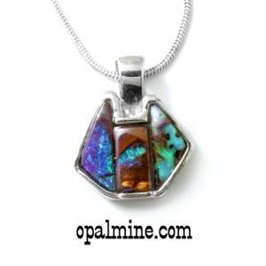 Opal Pendant 4173