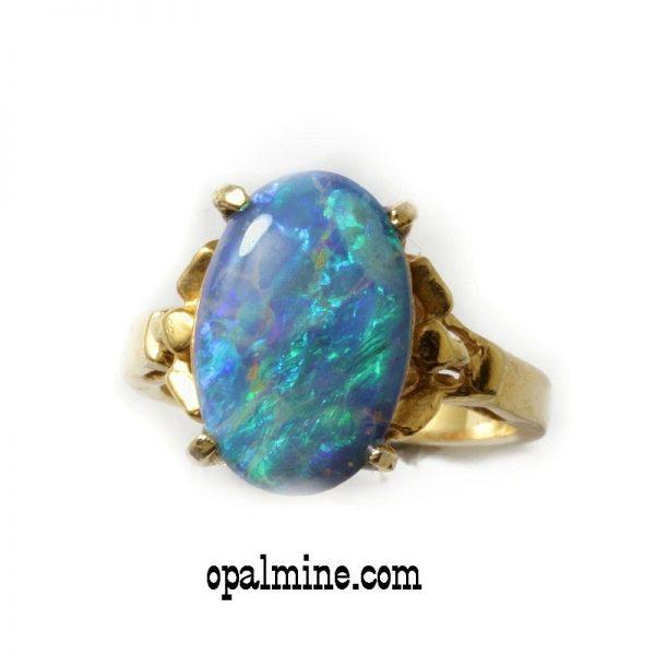 opal ring 5434