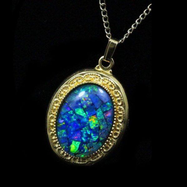 4077-boulder-opal-jewellery-pendant-3