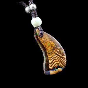 4105-boulder-opal-pendant