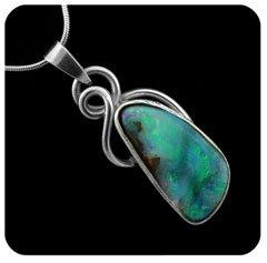 4167-boulder-opal-pendant