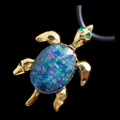 Opal brooch pendant 1 in stock mozeypictures Choice Image