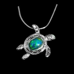 4615-opal-pendant-turtle-black-opal-