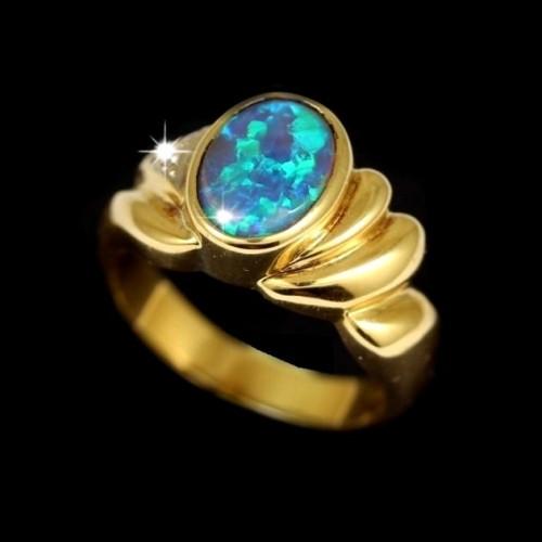 5417-black-opal-ring