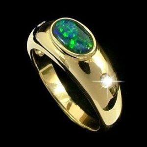 5426-black-opal-ring