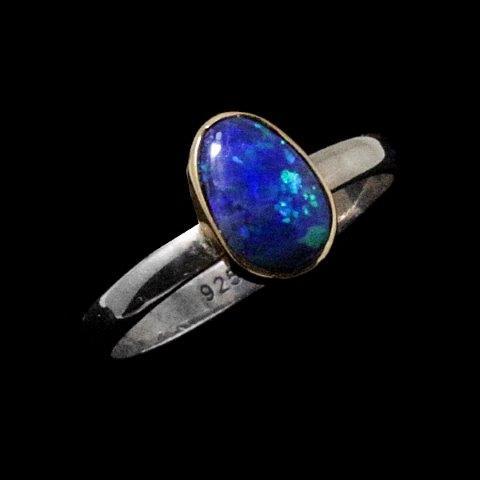 5433-black-opal ring-4